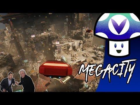 [Vinesauce] Vinny - Megacity
