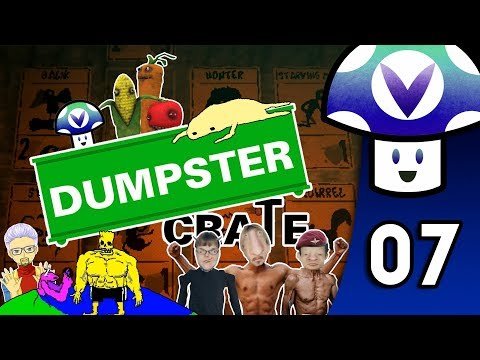 [Vinesauce] Vinny - Dumpster Crate (PART 7)
