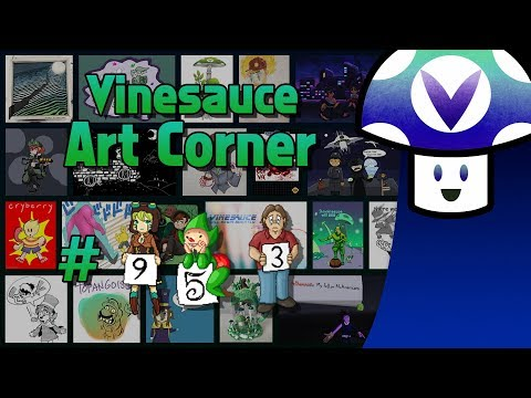 [Vinebooru] Vinny - Vinesauce Art Corner (PART 953)