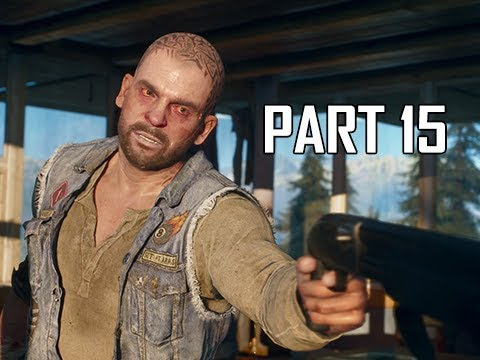 DAYS GONE Walkthrough Part 15 -  Blood Poisoning (PS4 Pro Let's Play)