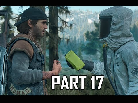 DAYS GONE Walkthrough Part 17 - O'Brian's Deal (PS4 Pro Let's Play)