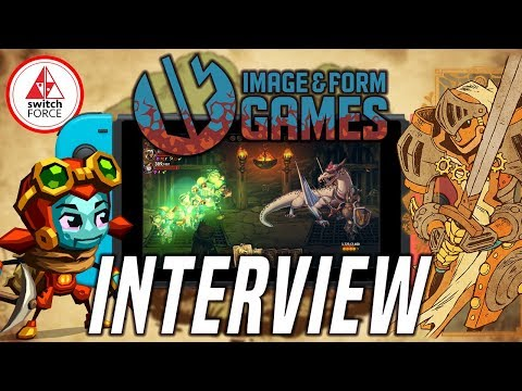 Making Switch Game Magic: An Interview With Image & Form Games