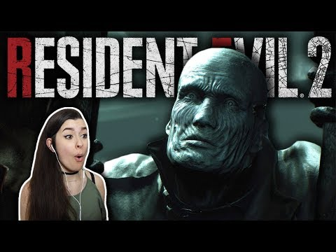 LOOK WHO'S BACK... | Resident Evil 2 Remake Gameplay | Claire B | Part 2