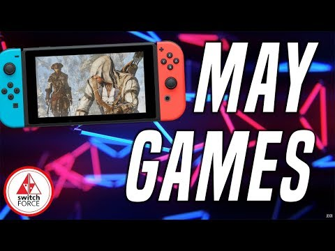 New Switch Games May 2019 - Release Dates + What To Buy!