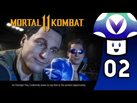 [Vinesauce] Vinny - Mortal Kombat 11 (PART 2)