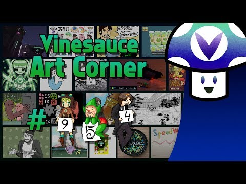 [Vinebooru] Vinny - Vinesauce Art Corner (PART 954)