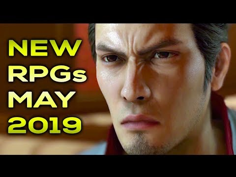 Top 7 NEW RPGs Of MAY 2019