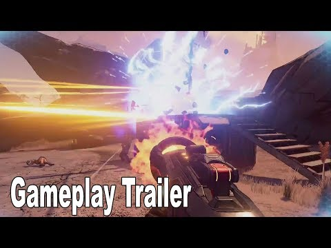 Borderlands 3 - Gameplay Trailer [HD 1080P]