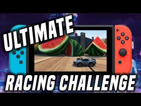 ULTIMATE Racing Challenge on Nintendo Switch! Table Top Racing World Tour Nitro Edition