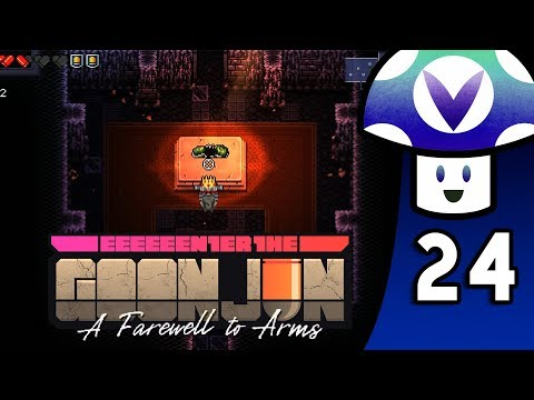 [Vinesauce] Vinny - Enter The Gungeon (PART 24)
