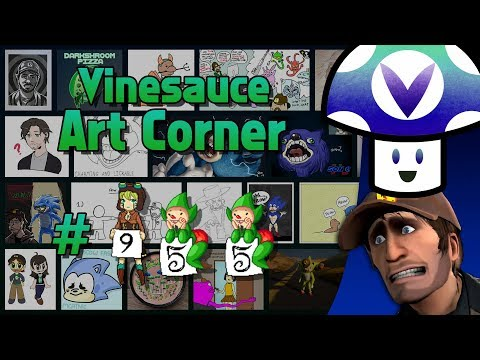 [Vinebooru] Vinny -  Vinesauce Animated + Vinesauce Art Corner (PART 955)