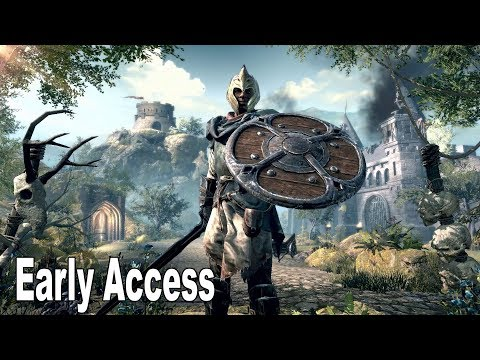 The Elder Scrolls: Blades - Early Access Trailer [HD 1080P]