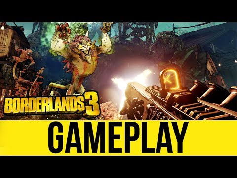 BORDERLANDS 3 - 45 MINUTES OF GAMEPLAY