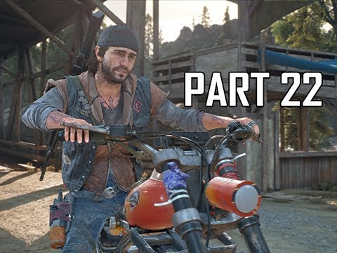DAYS GONE Walkthrough Part 22 - (PS4 Pro Let's Play)