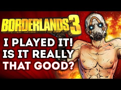 My Honest Opinion About Borderlands 3 After Playing It! New Gameplay!