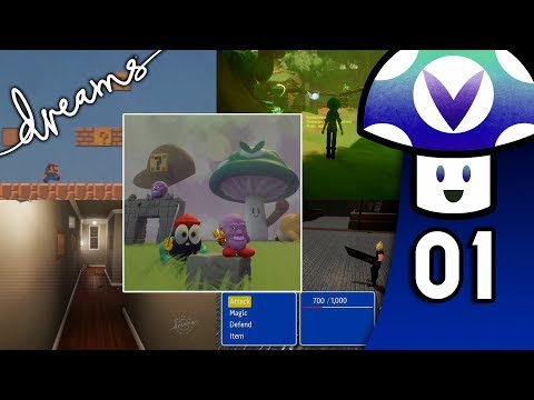 [Vinesauce] Vinny - Dreams (PART 1)