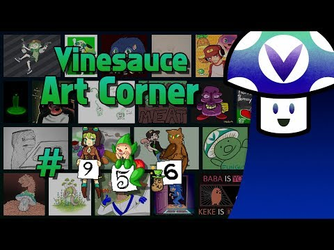 [Vinebooru] Vinny - Vinesauce Art Corner (PART 956)