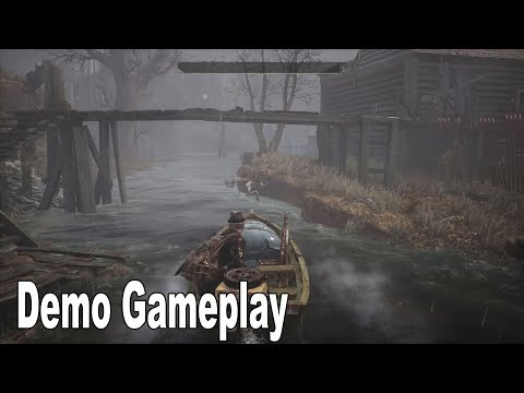 The Sinking City - Demo Gameplay Walkthrough [HD 1080P]
