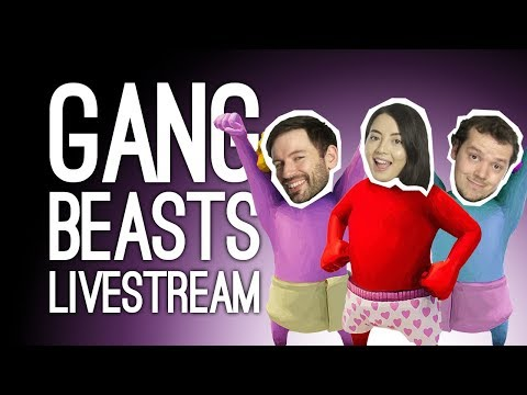 Gang Beasts Livestream! Outside Xbox plays Gang Beasts Live on Xbox One