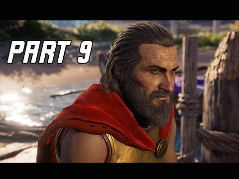 ASSASSIN'S CREED ODYSSEY The Fate of Atlantis Walkthrough Part 9 - Episode 1 Fields of Elysium