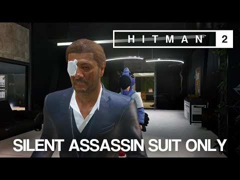 HITMAN™ 2 Elusive Target #8 - Sean Bean, The Undying Returns, Miami  (Silent Assassin Suit Only)