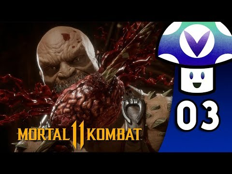[Vinesauce] Vinny - Mortal Kombat 11 (PART 3)