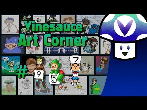 [Vinebooru] Vinny - Vinesauce Art Corner (PART 957)