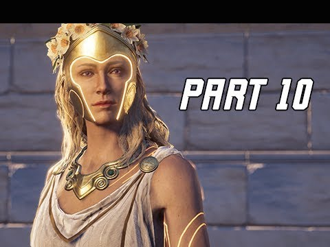 ASSASSIN'S CREED ODYSSEY The Fate of Atlantis Walkthrough Part 10 - Episode 1 Fields of Elysium