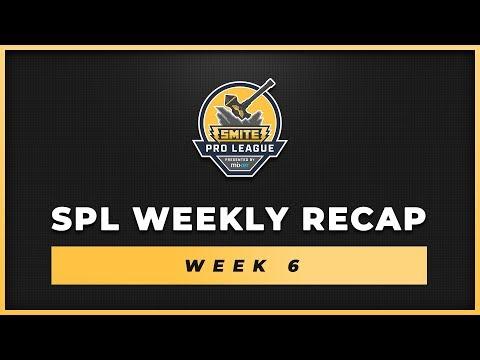 SPL Weekly Recap: Phase 1 Week 6