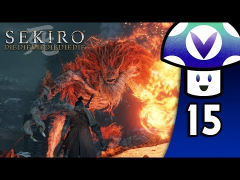 [Vinesauce] Vinny - Sekiro: Shadows Die Twice (PART 15)