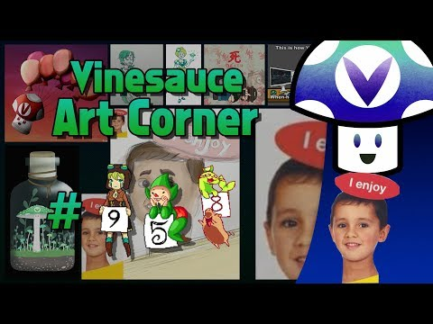 [Vinebooru] Vinny - Vinesauce Art Corner (PART 958)