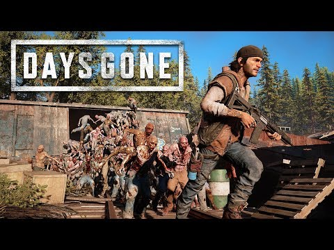 ZOMBIES OUTBREAK!! (Days Gone, Part 4)