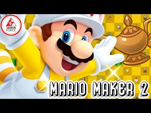 Super Mario Maker 2 WISHLIST: 3 Bold NEW Features