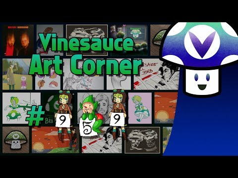 [Vinebooru] Vinny - Vinesauce Art Corner (PART 959)