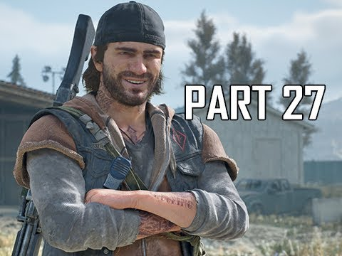 DAYS GONE Walkthrough Part 27 - Dynamite (PS4 Pro Let's Play)
