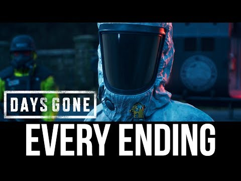 DAYS GONE EVERY ENDING (Epilogue)