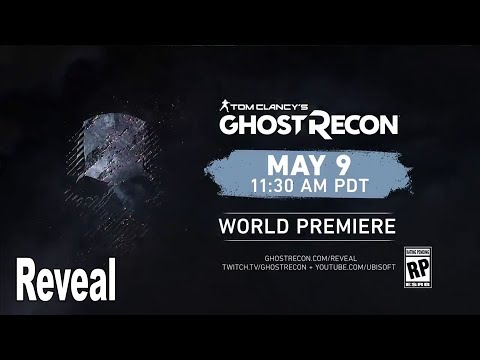 Tom Clancy's Ghost Recon New Game to be Revealed on May 9 [HD 1080P]