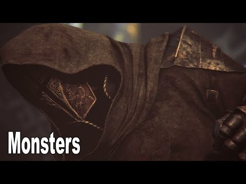 A Plague Tale: Innocence - Monsters Trailer [HD 1080P]