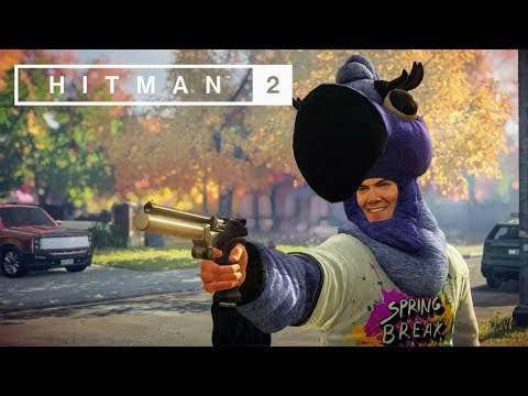 HITMAN™ 2 Master Difficulty - Whittleton Creek (Silent Assassin Suit Only, Tranquilizer Gun)