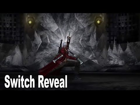 Devil May Cry Announced for Nintendo Switch [HD 1080P]