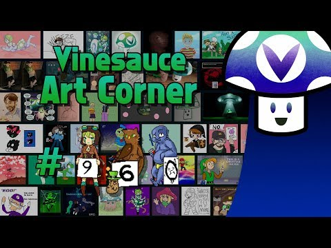 [Vinebooru] Vinny - Vinesauce Art Corner (PART 960)
