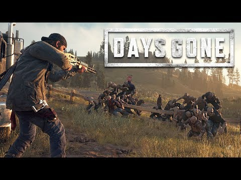 ZOMBIE OUTBREAK!! (Days Gone, Part 5)