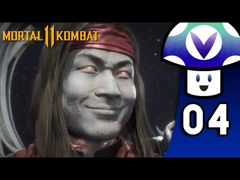 [Vinesauce] Vinny - Mortal Kombat 11 (PART 4 Story Finale)