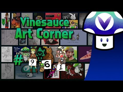 [Vinebooru] Vinny - Vinesauce Art Corner (PART 961)
