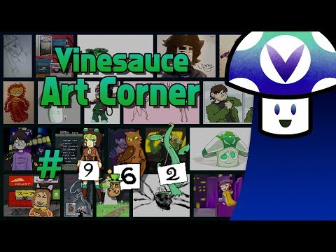 [Vinebooru] Vinny - Vinesauce Art Corner (PART 962)