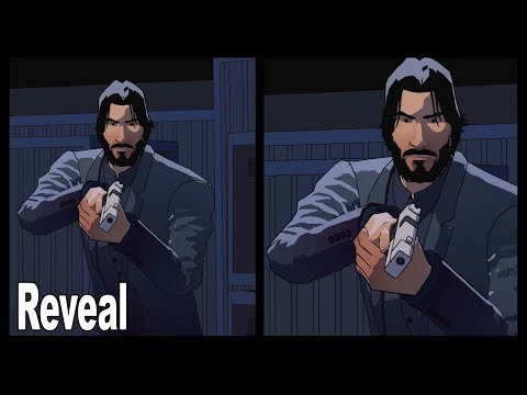 John Wick Hex - Reveal Trailer [HD 1080P]