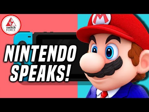 Nintendo Speaks On BIG Switch Issues