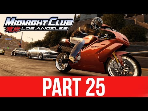 MIDNIGHT CLUB LOS ANGELES XBOX ONE Gameplay Walkthrough Part 25 - NOW ON TWO WHEELS
