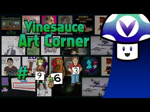 [Vinebooru] Vinny - Vinesauce Art Corner (PART 963)