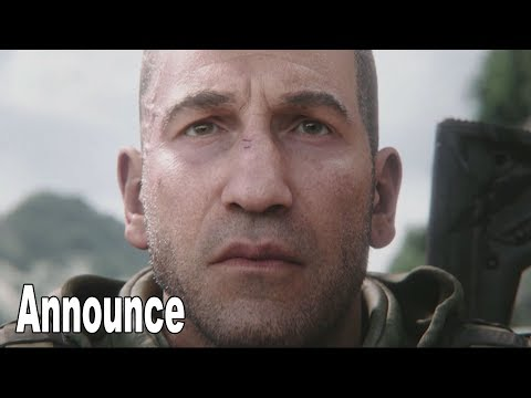Ghost Recon Breakpoint - Announce Trailer [HD 1080P]